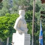 daskalogiannis statue anopoli sfakion